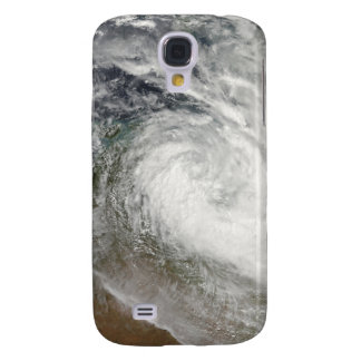 Tropical Cyclone Paul over Australia 2 Galaxy S4 Case