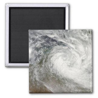 Tropical Cyclone Paul over Australia 2 Magnet
