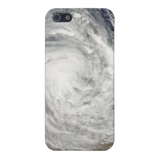 Tropical Cyclone Yasi over Australia 2 iPhone 5 Covers