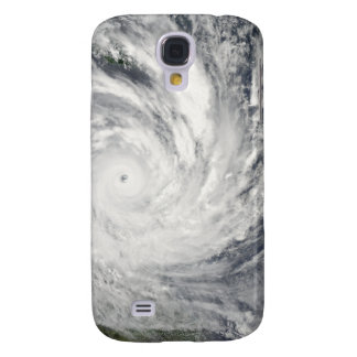 Tropical Cyclone Yasi over Australia Galaxy S4 Case
