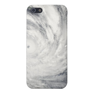 Tropical Cyclone Yasi over Australia iPhone 5 Cover