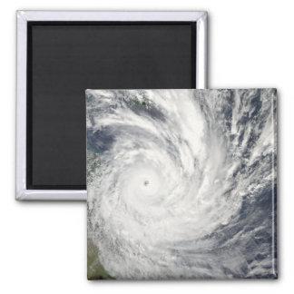 Tropical Cyclone Yasi over Australia Magnet