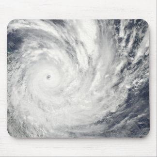 Tropical Cyclone Yasi over Australia Mouse Mat