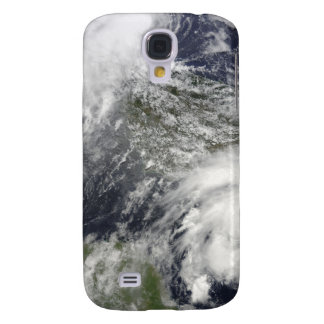 Tropical Cyclones Eric and Fanele Galaxy S4 Case