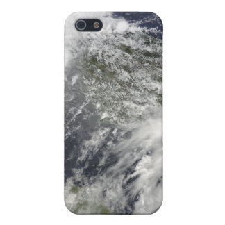 Tropical Cyclones Eric and Fanele iPhone 5/5S Case