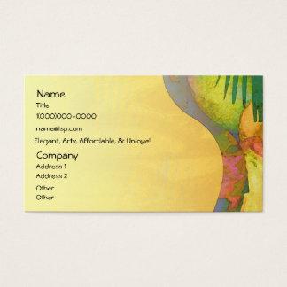 Tropical Delights Citrus Business Card