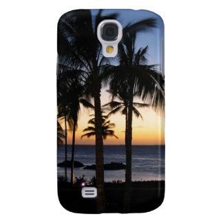 Tropical Destination  Galaxy S4 Case