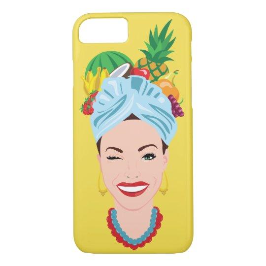 Tropical Diva iPhone 8/7 Case