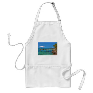 tropical dock aprons