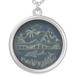 Tropical Dolphins Jewelry