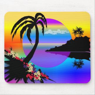 Tropical Dream Mouse Mat