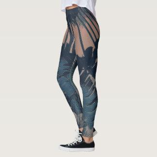 Tropical Dressing Leggings
