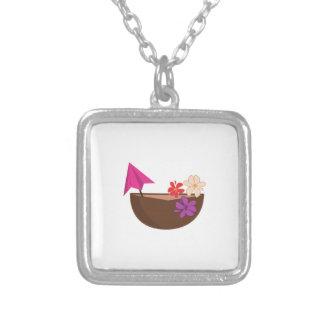 Tropical Drink Custom Jewelry