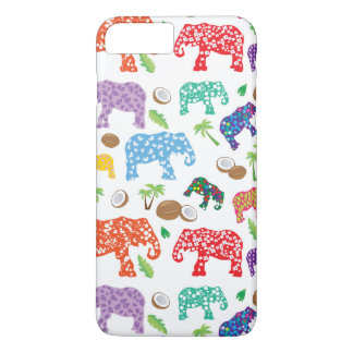 Tropical Elephants iPhone 8 Plus/7 Plus Case