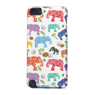 Tropical Elephants iPod Touch 5G Covers