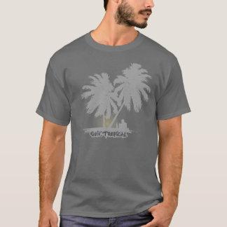 Tropical escape, Caribbean life, island life T-Shirt