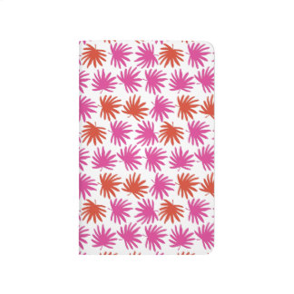 Tropical Fan Print Journal