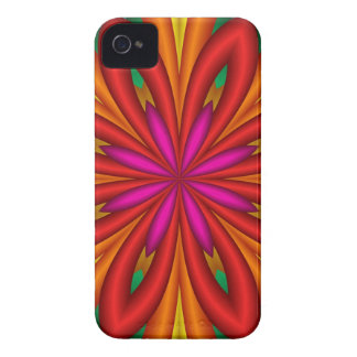 Tropical Fantasy Flower iPhone 4 case