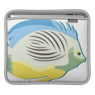Tropical Fish 2 Sleeve For iPads