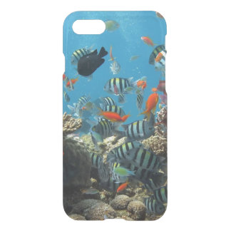 Tropical Fish Chaos iPhone 8/7 Case