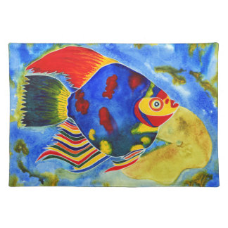 Tropical Fish design placemat
