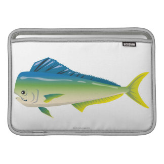 Tropical Fish MacBook Sleeve