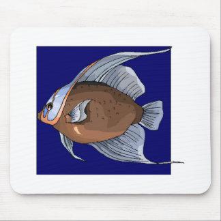 Tropical Fish Mousepads