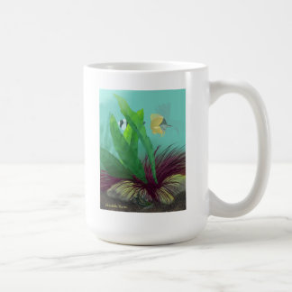 Tropical Fish Basic White Mug