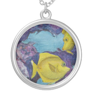Tropical Fish Necklace