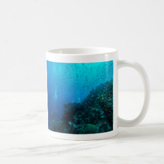Tropical Fish of the Coral Sea Coffee Mug