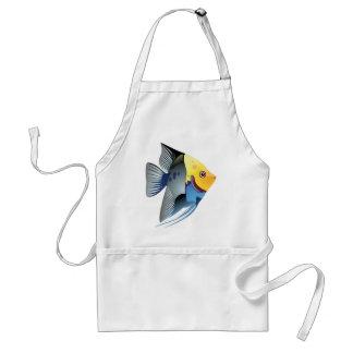 tropical fish standard apron