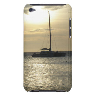 Tropical Fishing Boats Barely There iPod Covers