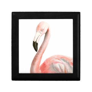 Tropical Flamingo Bird Gift Box