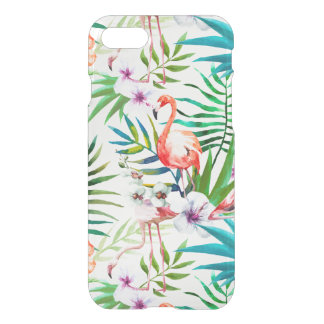 Tropical Flamingo Defector Apple Iphone 7 Case