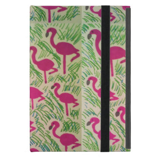 Tropical Flamingo Tablet Cover