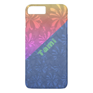 TROPICAL FLOWER NAME PHONE COVER