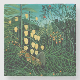 Tropical Forest Stone Coaster