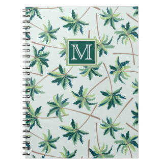 Tropical Foxtail Palm | Add Your Initial Notebooks