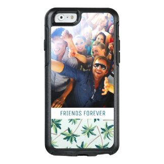 Tropical Foxtail Palm | Add Your Photo & Text OtterBox iPhone 6/6s Case