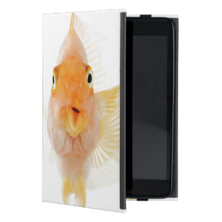 Tropical freshwater fish case for iPad mini