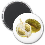 Tropical fruit - Durian Fridge Magnets