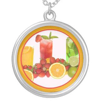 Tropical Fruit Necklace