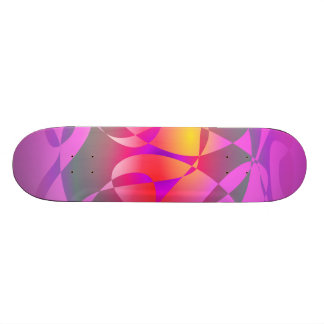 Tropical Fruit 18.1 Cm Old School Skateboard Deck