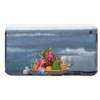 Tropical Fruits By The Ocean On Table 2 iPod Touch Case-Mate Case
