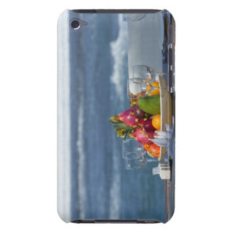Tropical Fruits By The Ocean On Table 2 iPod Touch Cases
