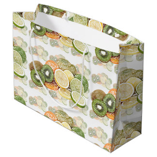 Tropical Fruits Gift Bag