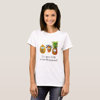 Tropical fruits - It' more FUN in the Philippines T-Shirt