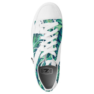 Tropical Glam full shoe Printed Shoes