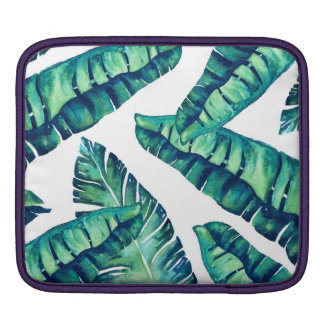 Tropical Glam ipad sleeve