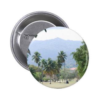 Tropical Golf Course Button